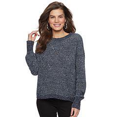 Women's Jennifer Lopez Oversized Sweater