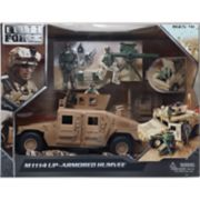 Elite Force Toy M1114-UP Armored Humvee