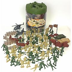 Elite Force Battle Group Army Play Bucket