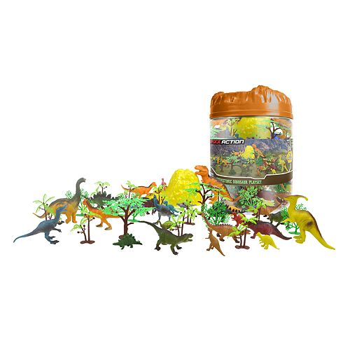 Dinosaur Bucket Playset