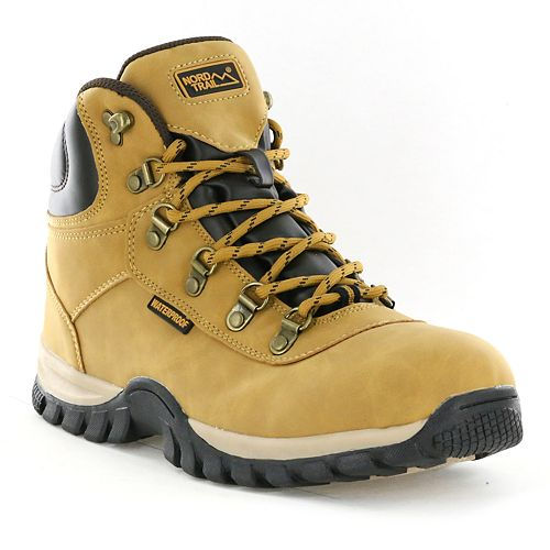 Nord Trail Edge Hi Men's Waterproof Hiking Boots
