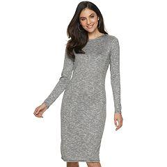 09633575acb Women s Jennifer Lopez Sheath Midi Dress