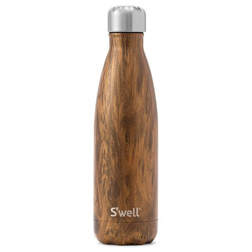 S'well 17-oz. Teakwood Water Bottle