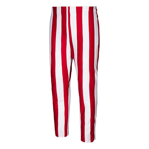 Men's adidas Indiana Hoosiers Striped Pants