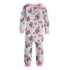 Disney s Minnie Mouse   Daisy Duck Toddler Girl Coveralls 7679dcc7e
