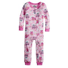 1edd4bb54428 Girls Kids One-Piece Pajamas - Sleepwear