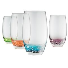 Food Network™ 4-Piece Fizz Highball Glasses Set