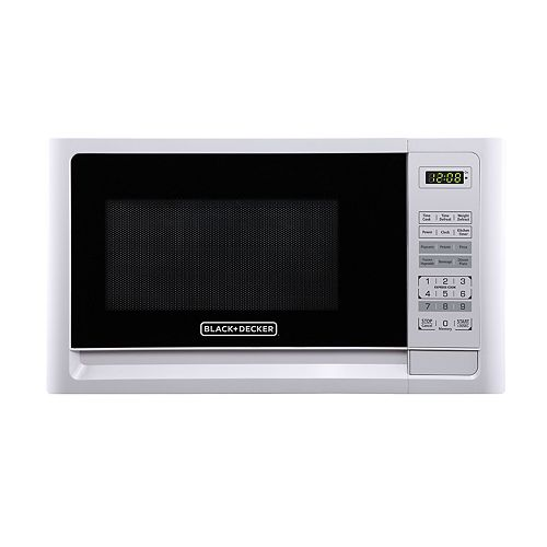 Black & Decker 1000-Watt Digital Microwave