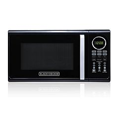 Black & Decker 900-Watt Digital Microwave