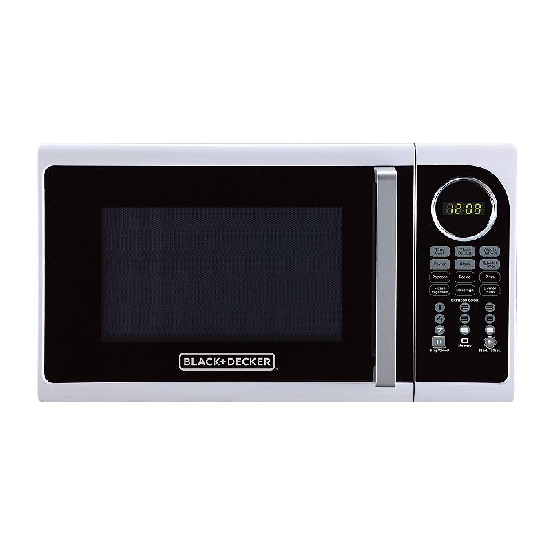 Black & Decker EM925ACP 0.9-Cu. Ft. Pull Handle Microwave