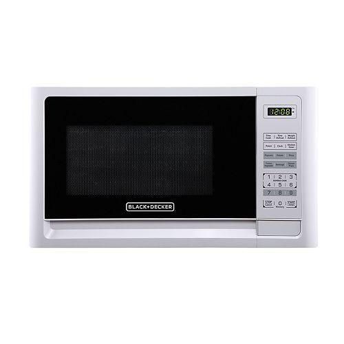 Black & Decker 900-Watt Digital Microwave