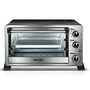 Toshiba 6-Slice Convection Toaster Oven