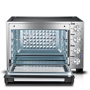 Toshiba 12-Slice Stainless Steel Convection Toaster Oven