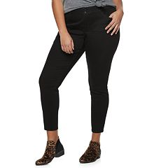 Juniors' Plus Size Candie's® Sculpting Skinny Jeans
