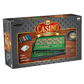 4-in-1 Casino Game