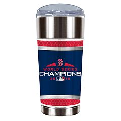 Boston Red Sox 2018 World Series Champions Eagle Travel Tumbler