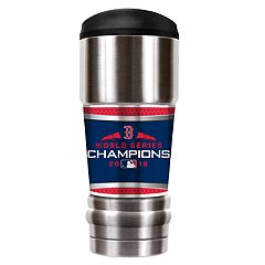 Boston Red Sox 2018 World Series Champions MVP Travel Tumbler