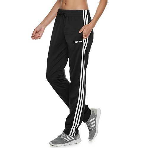 66fe893432f Women s adidas Essentials 3-Stripe Tricot Track Pants
