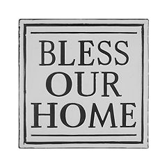 SONOMA Goods for Life™ 'Bless Our Home' Wall Decor