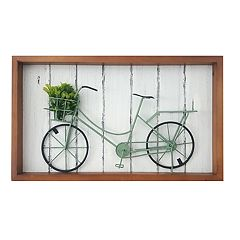 SONOMA Goods for Life™ Framed Bike Wall Decor