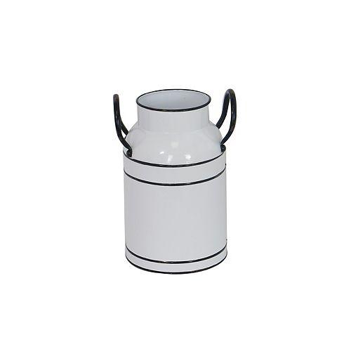 SONOMA Goods for Life™ Small Enamel Metal Bucket Décor