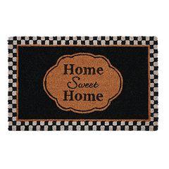 Achim Sweet Home Printed Coir Doormat - 18'' x 30''