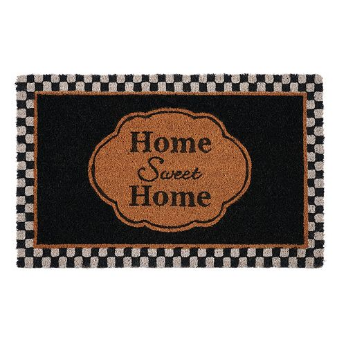 Achim Sweet Home Printed Coir Doormat - 18'' x 30''