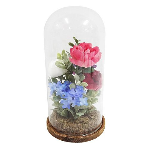 SONOMA Goods for Life™ Artificial Floral Cloche
