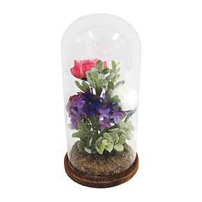 SONOMA Goods for Life? Artificial Floral Cloche