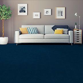 Achim Nexus Solid 12-piece Self Adhesive Carpet Floor Tile Set