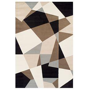 Achim Ferrera Geometric Rug - 5'2'' x 7'7''
