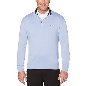 Men's Jack Nicklaus Quarter-Zip Golf Sweater