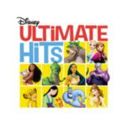 Disney's Ultimate Hits - Various Artists Vinyl Record