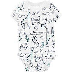 Baby Boy Carter's Print Bodysuit