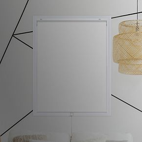 Chicology White Roller Shade