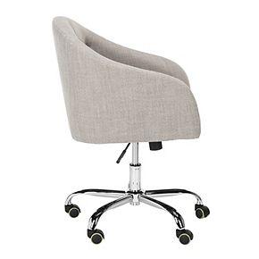 Safavieh Amy Tufted Swivel Desk Chair