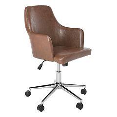 Safavieh Cadence Swivel Desk Chair