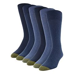 Men's GOLDTOE 6-pack Stanton Crew Socks