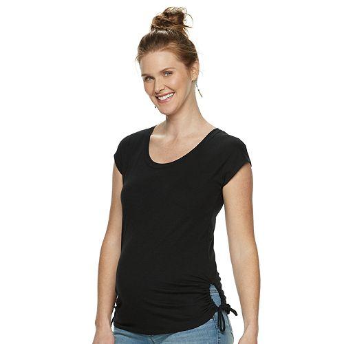 Maternity a:glow Dolman Sleeve Top