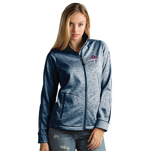 Women's Antigua Boston Red Sox 2018 World Series Champions Golf Jacket