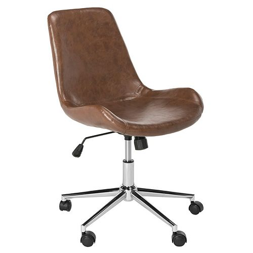 Safavieh Fletcher Swivel Desk Chair