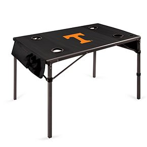 Picnic Time Tennessee Volunteers Portable Folding Table