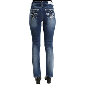6571747c894a3 Juniors  Plus Size Hydraulic Lola Curvy Embellished Skinny Jeans · View  Larger. Customers Also Viewed. Regular