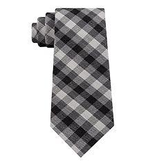 Men's Croft & Barrow® Wool-Blend Patterned Tie