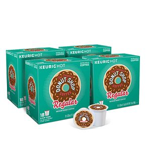 The Original Donut Shop Regular Coffee, Keurig® K-Cup® Pods, 72 Count