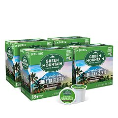 Keurig® K-Cup® Portion Pack Green Mountain Sumatran Reserve Coffee - 72-pk.