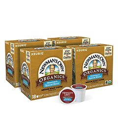 Keurig® K-Cup® Portion Pack Newman's Own Organics Special Blend Coffee - 72-pk.