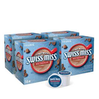 Keurig® K-Cup® Portion Pack Swiss Miss Milk Chocolate Hot Cocoa - 64-pk.