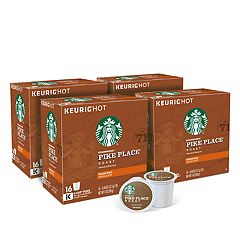 Keurig® K-Cup® Portion Pack Starbucks Pikes Place Coffee - 64-pk.