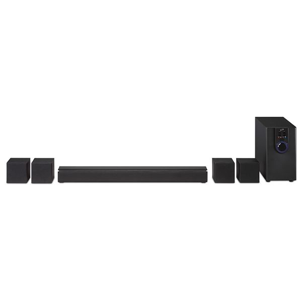 Ilive 5 1 Home Theater System With Bluetooth
